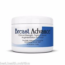 BREAST ADVANCE Bust Enlargement Enhancement Cream /natural enhancer augmentation