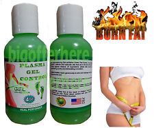 Lipo Fat Burner Loss Weight Tummy Slimming Fitness Body Sweat Gel Abs Cream