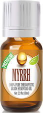 "Myrrh Essential Oil 10ml - 100% Pure Therapeutic Grade ""FREE SHIPPING"""