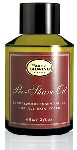 The Art Of Shaving - Pre-Shave Oil With Sandalwood Essential Oil