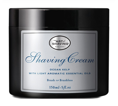 The Art Of Shaving - Shaving Cream Ocean Kelp With Light Aromatic Essential Oils