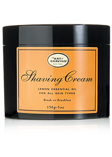 The Art Of Shaving - Shaving Cream With Lemon Essential Oil