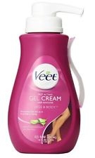 VEET Hair Removal Gel Cream Sensitive Formula 13.50 oz (Pack of 2)