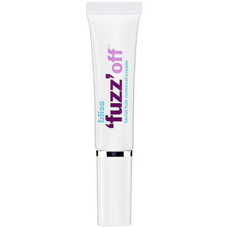 Bliss - 'Fuzz' Off Super-Fast, Fresh-Scented Facial Hair Removal Cream