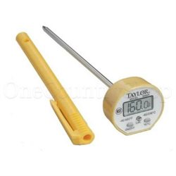 Taylor Waterproof Digital Instant Read Thermometer 9842