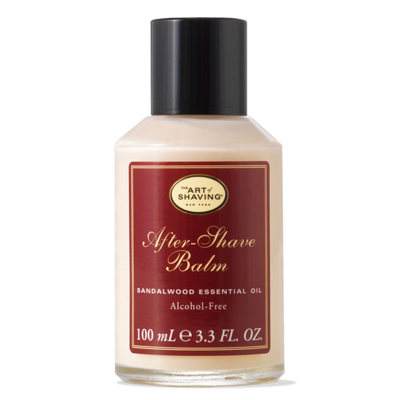 The Art Of Shaving - After-Shave Balm With Sandalwood Essential Oil