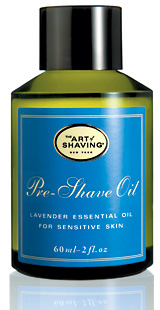 The Art Of Shaving - Pre-Shave Oil With Lavender Essential Oil