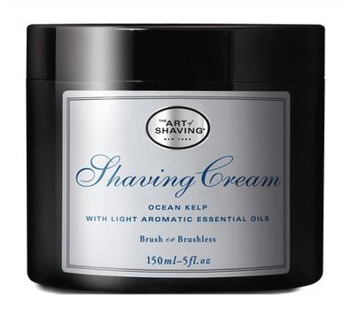The Art Of Shaving - Shaving Cream Ocean Kelp With Light Aromatic Essential Oils