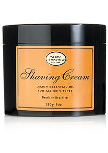 The Art Of Shaving - Shaving Cream With Lemon Essential Oil