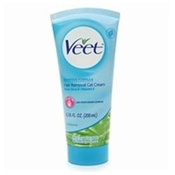 Veet Hair Removal Gel Cream, Sensitive Formula 6.76 fl oz (200 ml)