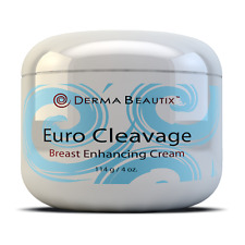 Euro Cleavage Breast / Butt Big Enlargement / Enhancement Cream - Firming 4oz