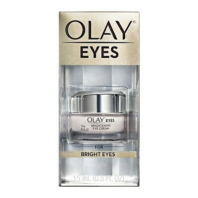 Olay Eyes Brightening Eye Cream, 0.5 fl. oz. New IN Box