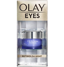 Olay Eyes Retinol 24 Night Eye Cream, 0.5 fl. oz. New IN Box