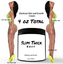 SLIM THICK BODY Vitamin E cream Lotion stretch breast enhancement bigger Butt