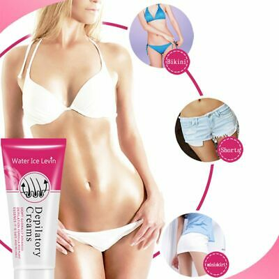 Unisex Painless Depilatory Permanent Hair Removal Cream 60g For Body Leg Armpit