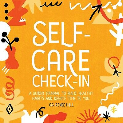 Self Care Check-In Guided Journal (Trade Paper)