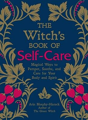 The Witch's Book of Self-Care by Arin Murphy-Hiscock (2018, Digitaldown)