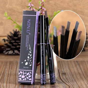 1 pc Waterproof Longlasting Cosmetics AutomaticEyebrow Pencil for Eye Brows Liner Shapper Eyebrows Makeup Tool