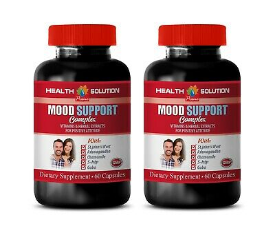 boost your mood - MOOD SUPPORT COMPLEX - immune support adults 2 BOTTLE