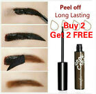 Brow Cara Peel-off Waterproof Eyebrow Gel Tint Tattoo LAST for 5-7 DAYS