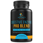 Digestive Enzymes w/ Prebiotic & Probiotics, Gas, Constipation & Bloating Relief