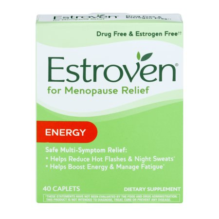 Estroven for Menopause Relief Energy - 40 CT