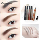 Eyebrow Pencil Microblading Eyebrow Pen Waterproof Fork 4 Tips Tattoo Long Last