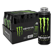 Mega Monster Energy, Original (24 fl. oz. can, 12 ct.)