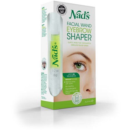 Nad's Facial Wand Eyebrow Shaper