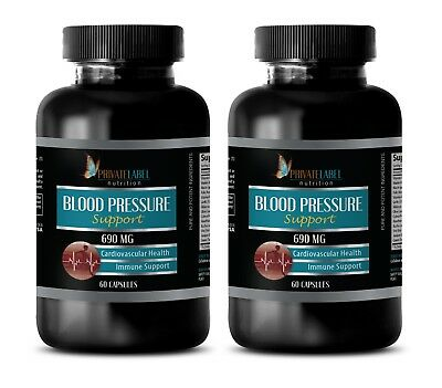 Support A Strong Immune System - BLOOD PRESSURE SUPPORT - Buchu Leaves - 2 Bot