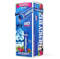 Zipfizz® Energy Drink Mix - Blue Raspberry (20 ct)